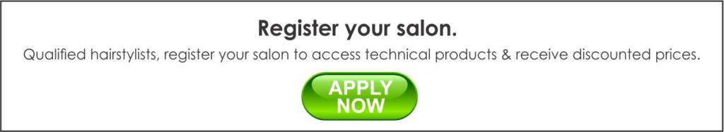 Register your salon
